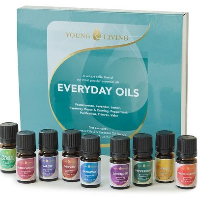 Start Living With Everyday Oils