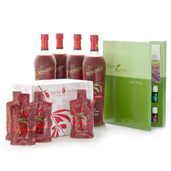 Start Living With Ningxia Red