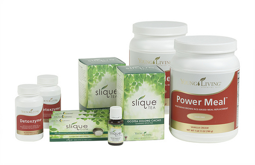 Start Living with Slique (Vegetarian)